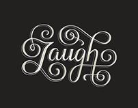 Optimism Typography