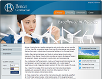 Bencer Construction Web 2010