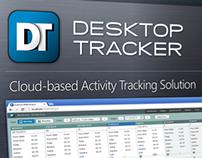 Desktop Tracker UI Design