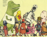 The first in line, the sketchbooks of Mattias Adolfsson