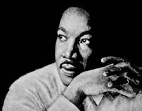 Art With Salt - Martin Luther King, Jr