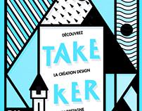 TAKE KER, Découvrez la création design en Bretagne