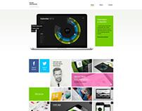 Bureau Oberhaeuser Website