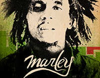 Rasta's I learnt from : Typography Posters