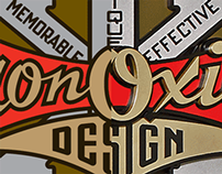Logo Project for Iron Oxide Design – Part 2 of 2