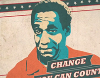 "Centric TV ""Cosby for President"" Promo"