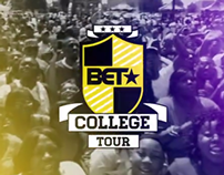 BET College Tour 2013