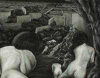 Minotaur and Labyrinth