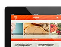 Food Allergies In Schools Symposium iPad App