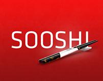SOOSHI - the sushi app