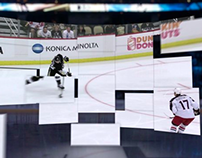 "Pittsburgh Penguins ""Core"" TV"