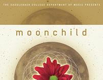 Moonchild gig posters