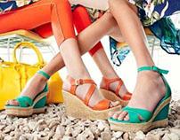 VIA UNO Shoes - Campaign SS 13/14