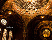 Spanish Synagogue - Prague