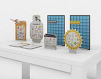 Project Optimize | Solar Refrigeration Station
