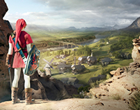 Legend of Zelda - Concept Art