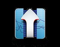 Sport tracker icon