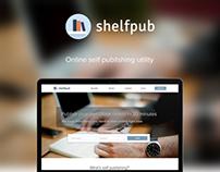 Shelfpub - Branding / UI / UX
