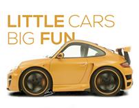 Little cars, big fun!