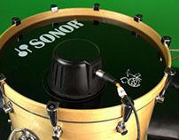 Kicktone Drum Microphone