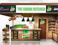 Knorr Kitchen Stand