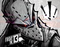 Friday the 13th - Fan art