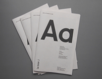 Specimen Le Biot Typeface