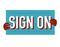 Sign On Website