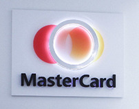 MasterCard. Russian head-office branding