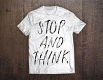 T-Shirt Typography No.2