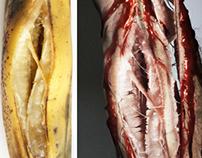 Banana Zombie Photoshop Tutorial