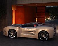 Concept Car - Work in Progress