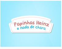 Aplicativo Papinhas Heinz