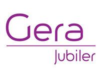 Gera Jubiler Logo design