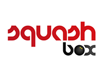 Squashbox - logo & promotional materials