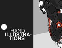 Hand Illustrations