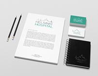 Logo Design for Helsinki Hospital