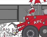 Conception for KFC
