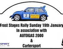 Jack Frost Rally 19 January 2014