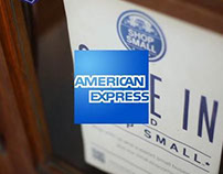 American Express 'Pages'
