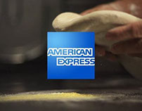 American Express 'Mia's Pizza and Eats'