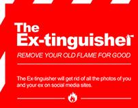 The Ex-tinguisher APP - Concept