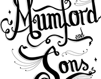 . mumford and sons contest entry