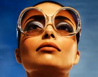 Christopher Kolk Beauty Inspired by Richard Phillips