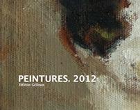 Peintures 2012. Hélène Gélinas