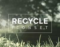 Recycle - Free Icon Set