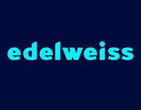 Edelweiss Typeface Beta