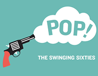 Pop, 1960s Title Sequence