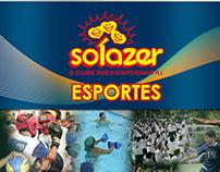 Portfolio de Esportes ONG Sólazer