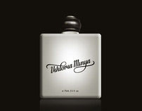 Viktoria Minya identity and perfume design  / 2011